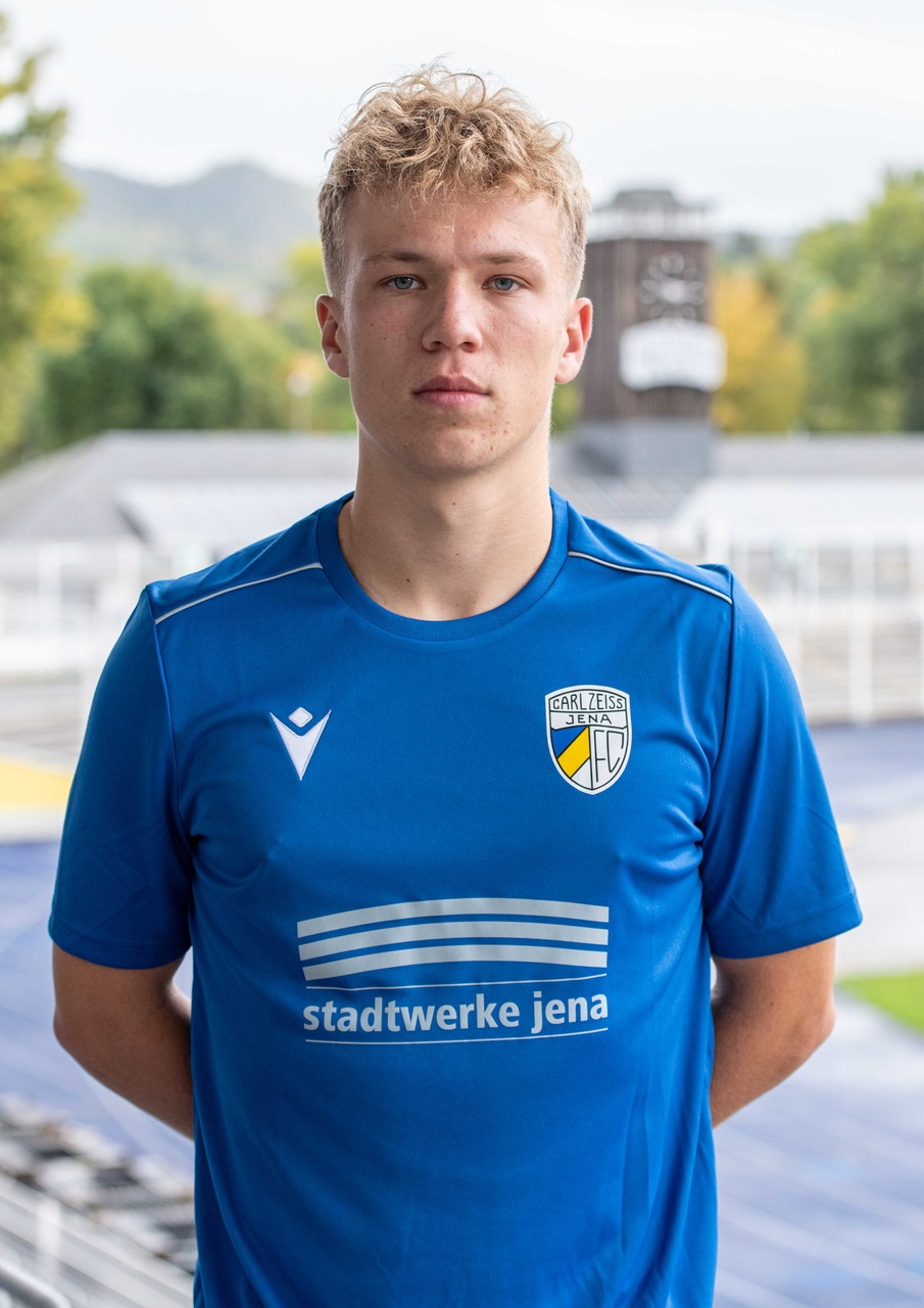 Spielerkader (U21) - FC Carl Zeiss Jena